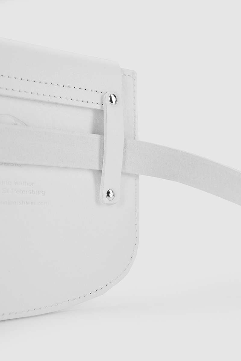Asya Malbershtein  Hip-belt bag