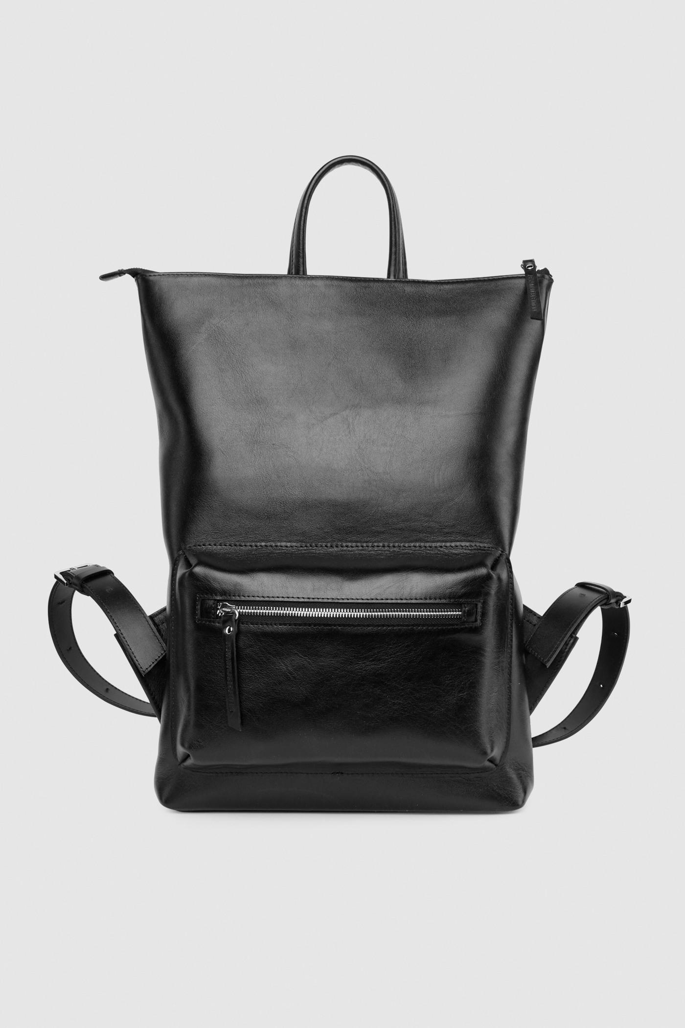 Плоский рюкзак в двух размерах S, MГородская вместительная сумка-рюкзак прямоугольной формы&#13;<br>&#13;<br>&#13;<br>большой накладной карман на молнии&#13;<br>&#13;<br>плотная полу-матовая черная кожа&#13;<br>&#13;<br>унисекс&#13;<br>&#13;<br>большое основное отделение&#13;<br>&#13;<br>спереди и сзади небольшие карманы на молнии&#13;<br>&#13;<br>лямки на регуляторах из ремневой кожи&#13;<br>&#13;<br>тканевая подкладка&#13;<br>&#13;<br>размеры: S — 41х30 см, M — 48х37 см, идеально поместится MacBook 13<br><br>Цвет: Черный, Белый<br>Размер: S, M