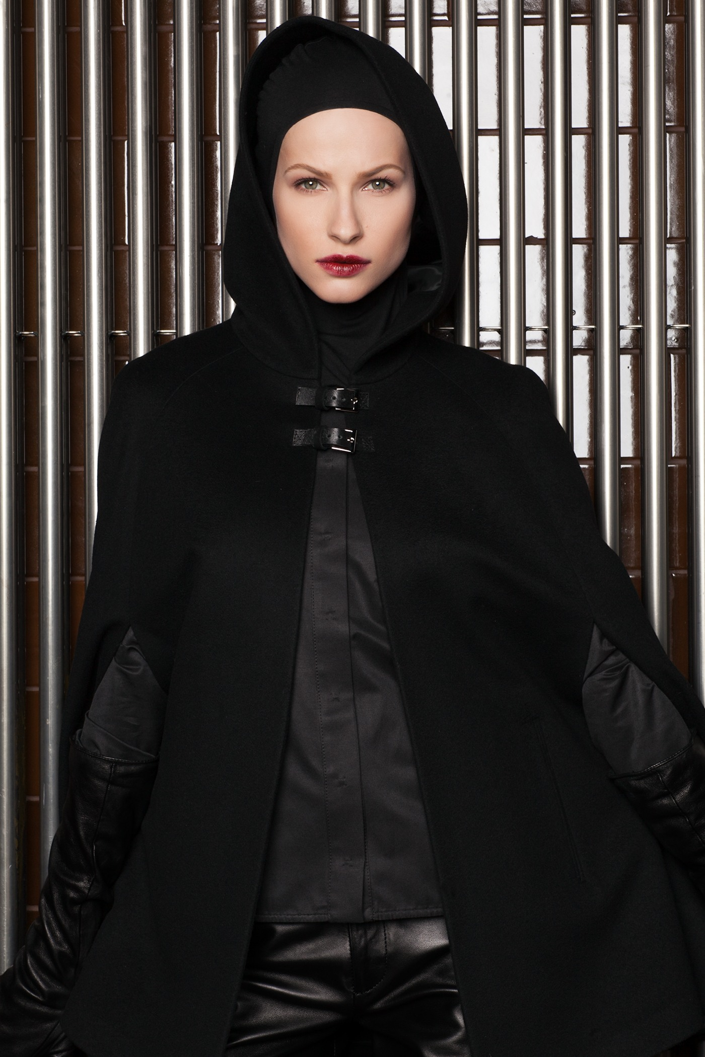 Asya Malbershtein AUTUMN AND WINTER 2015 WOMENSWEAR