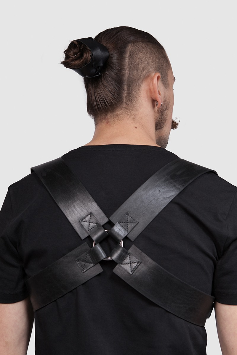 Asya Malbershtein MEN ACCESSORIES-Harness 2014
